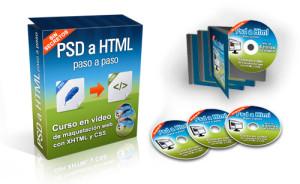 PSD a HTML Paso a Paso - Curso de maquetacion web
