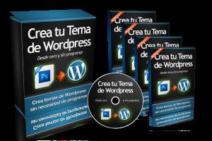 como crear una plantilla de wordpress
