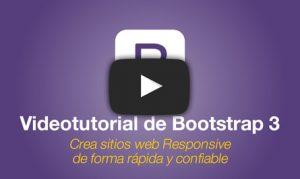 Videotutorial de Bootstrap