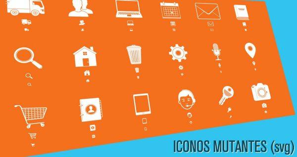 iconos responsive