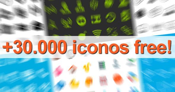 30000 iconos free