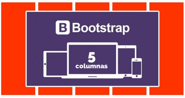 5 columnas bootstrap